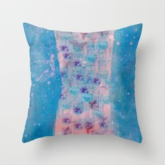 Celestial body Throw Pillow