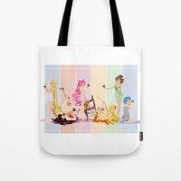 Sailor Moon Pinup - Cupc… Tote Bag