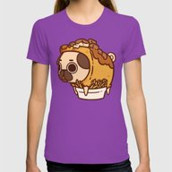 T-shirt featuring Puglie Poutine by Puglie