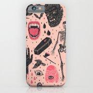 Whole Lotta Horror iPhone 6 Slim Case