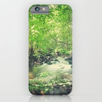 iPhone Cases featuring Peekaboo 4 by HappyMelvin