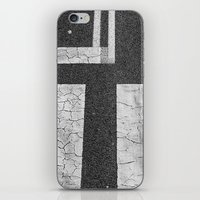Asphalt iPhone & iPod Skin
