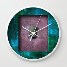 safe keeping Wall Clock