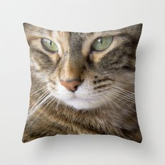 sweet moments  Throw Pillow