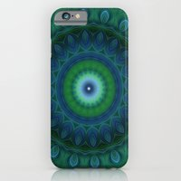 iPhone Cases featuring Mandala 11 by Digital-Art