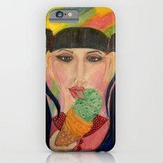 Ice Cream Girl iPhone 6 Slim Case