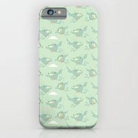 iPhone & iPod Case featuring Birds by lassmar