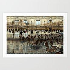 Salamanca 3 Art Print
