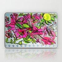 Bougainvillea 2 Laptop & iPad Skin
