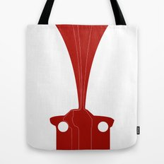 Silhouette Racers - Lancia Fulvia Coupe Tote Bag