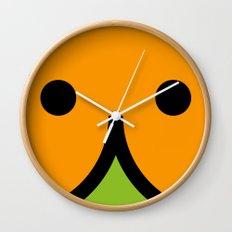 face 7 Wall Clock