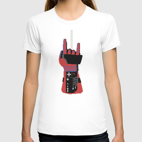 Power Glove Love: Spider-Man T-shirt