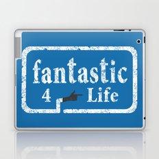 Fantastic 4 Life Laptop & iPad Skin