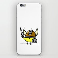 Viking Chick iPhone & iPod Skin
