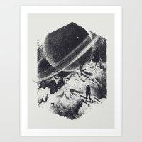 Billenium Art Print