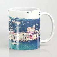 A Vintage Day In Portofi… Mug