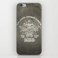 Class of 2122 iPhone & iPod Skin