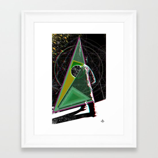 SiFu°^ Framed Art Print