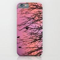 Tree Birds. iPhone 6 Slim Case