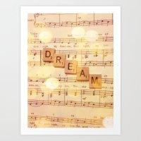 music Art Print