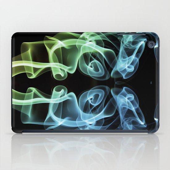 Smoke Photography #8 iPad Case