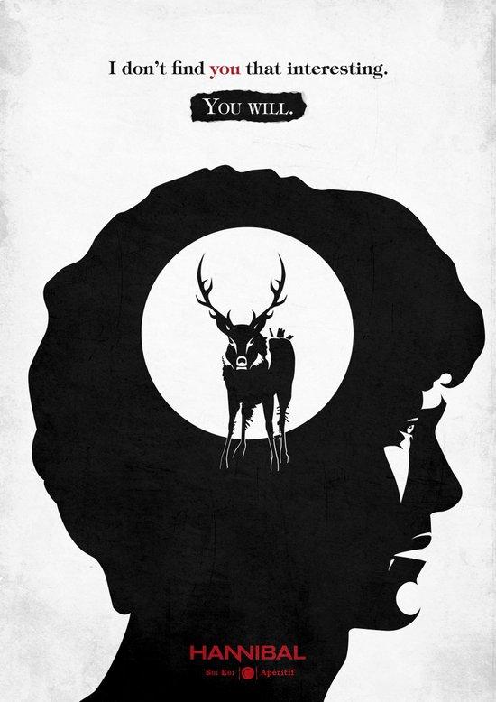 Hannibal - Apéritif Art Print
