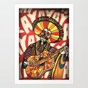 Mariachi Art Print