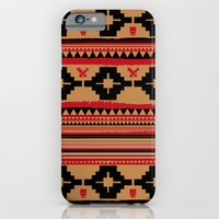 """iPhone & iPod Case featuring The Repeat - """"Boho"""" by Torso Vertical, Illustration and Design"""