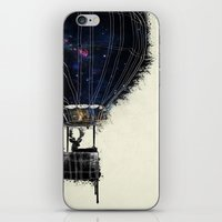 Journey To The Woodlands iPhone & iPod Skin