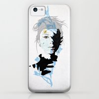 iPhone 5c Cases featuring cobweb by SEVENTRAPS