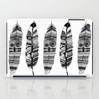 Feather time  iPad Case