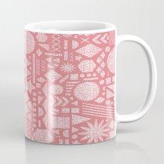 Modern Elements with Bubble Gum. Mug
