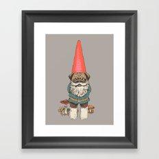 Pugnomie Framed Art Print