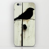 Early Bird - JUSTART © iPhone & iPod Skin
