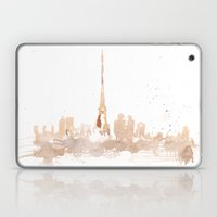 Watercolor Landscape Il… Laptop & iPad Skin