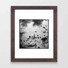 Doomsday - Through The Viewfinder (TTV) Framed Art Print