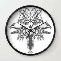 GOD III Wall Clock