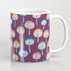 Pattern Project #41 / Mushrooms Mug