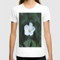 Flowrealism. Womens Fitted Tee White SMALL