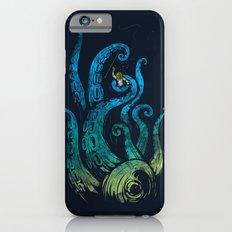 Undersea attack (neon ver.) iPhone 6s Slim Case