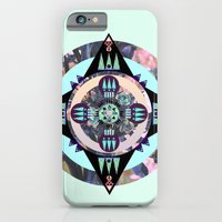 iPhone & iPod Case featuring Mandala by QUEQZZ
