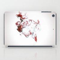 Ink Dispersion iPad Case