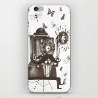 Photoshoot iPhone & iPod Skin