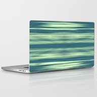 Abstraction Serenity In … Laptop & iPad Skin