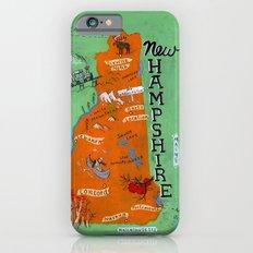 NEW HAMPSHIRE iPhone 6s Slim Case