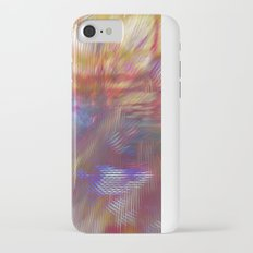 Textural Mountains 2 iPhone 7 Slim Case