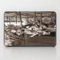 Carousel iPad Case