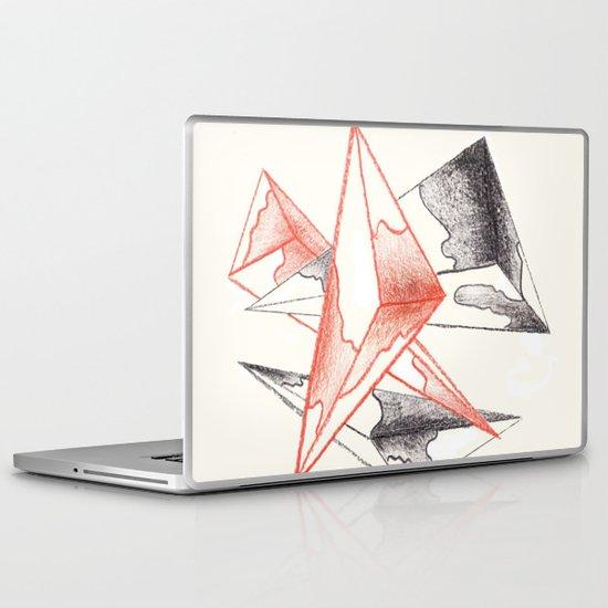 CRAYON LOVE: Monarchs Laptop & iPad Skin