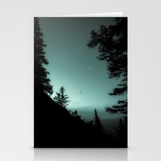 Moonlight Poem Stationery Cards