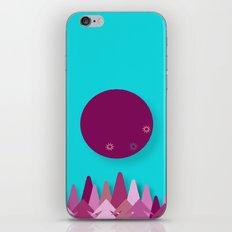 Moon Baby iPhone & iPod Skin
